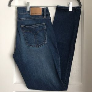 Stretchy Calvin Klein Skinny Jeans